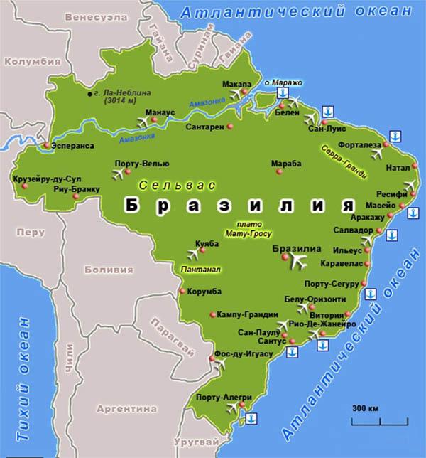 Виза в Бразилию в 2020 году: правила оформления, стоимость и другие особенности