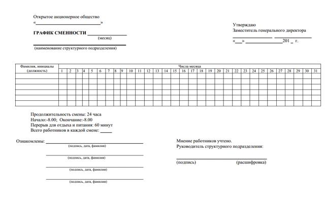 График учета рабочего времени: для чего нужен, как правильно вести, обозначения, образец заполнения и нюансы составления